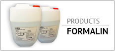Adhesives - Formalin