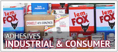 Adhesives - Industrial and Consumers