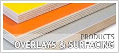 Adhesives - Overlays and Surfacing
